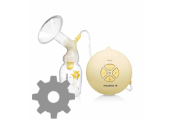 Spare parts for Swing single breast pumps